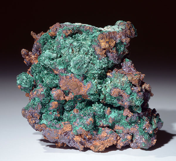 malachite mineral an ore of copper