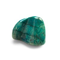 polished chrysocolla stone