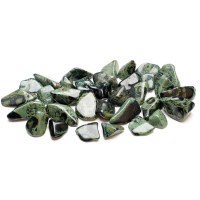 collection of kambaba jasper tumbled stones