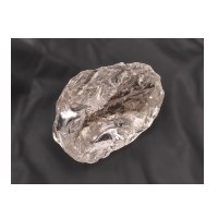polished quartz chunk with a glass-like surface