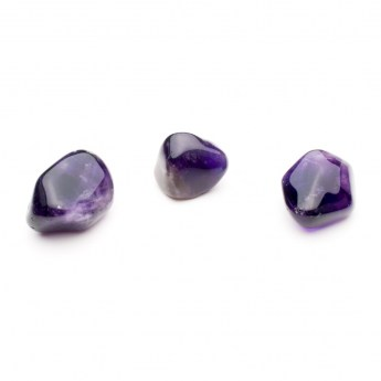 rich purple coloured crystals for healing